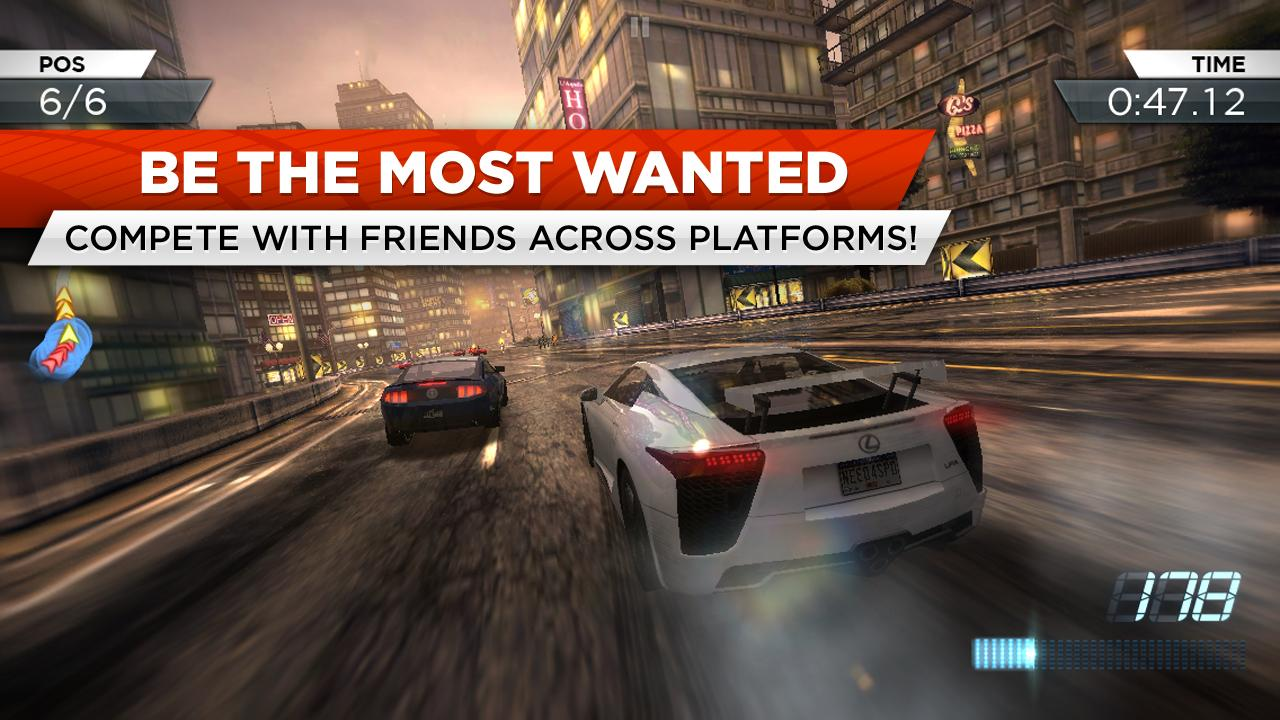 Phone Racing Games For Android Phones 7 best racing games for android 6 need speed most wanted