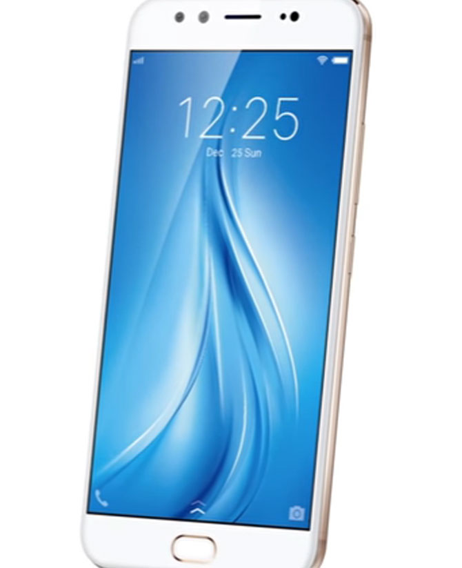 Mobile Review Vivo V5 Plus The Smartphone With The Best
