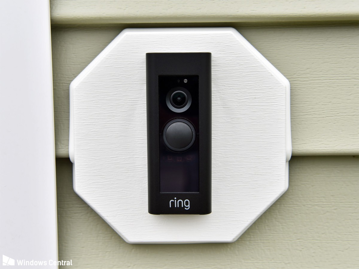 Ring Video Doorbell Pro Review A Smart Doorbell For