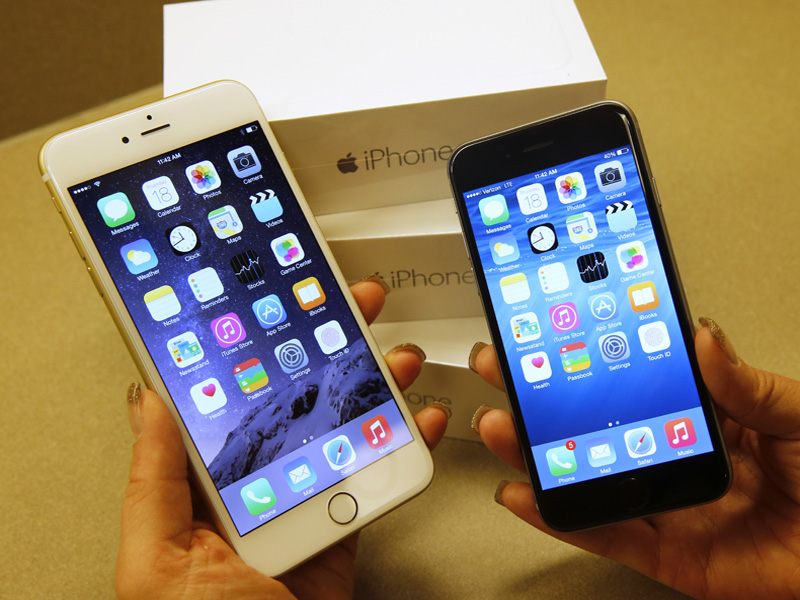 iPhone 6 And 6 Plus On Sale For Straight Talk Now At Walmart