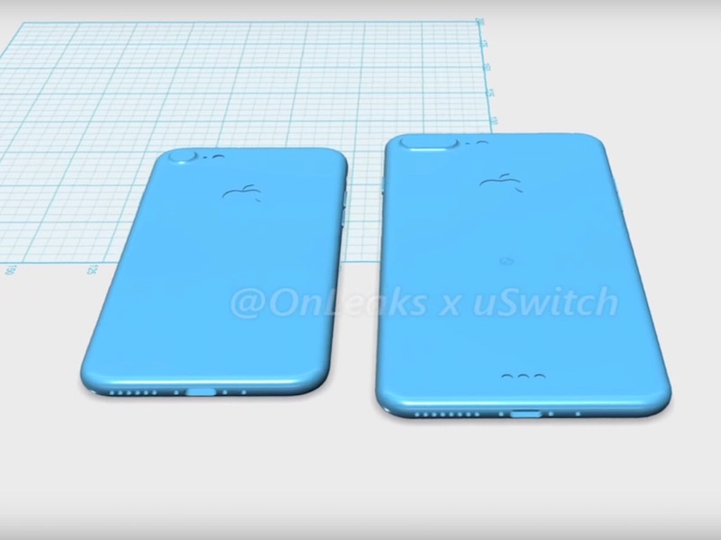 IPhone 7 And IPhone 7 Plus Pro Render Video Shows Off Design Size