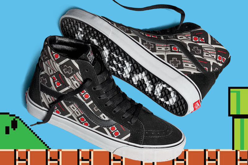 7cb269e14c61 Vans  New Nintendo Collection Due Out Later This Week
