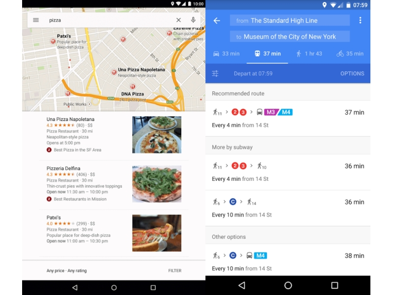 Google Maps On Android Now Features Multiple Destinations on