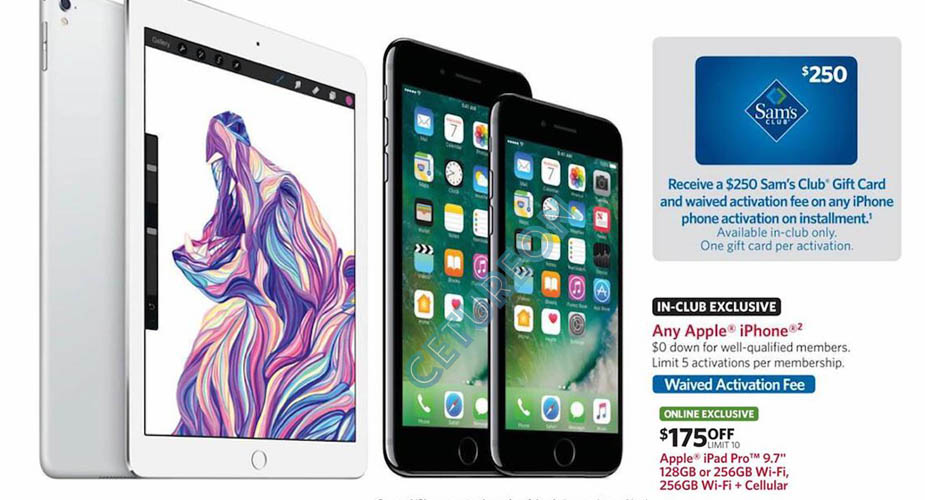 Sams Club Black Friday  Iphone
