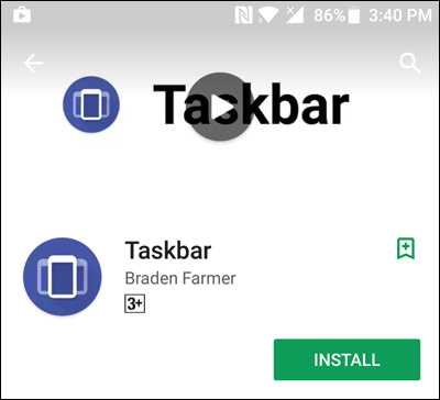 Download Taskbar on your Android Device