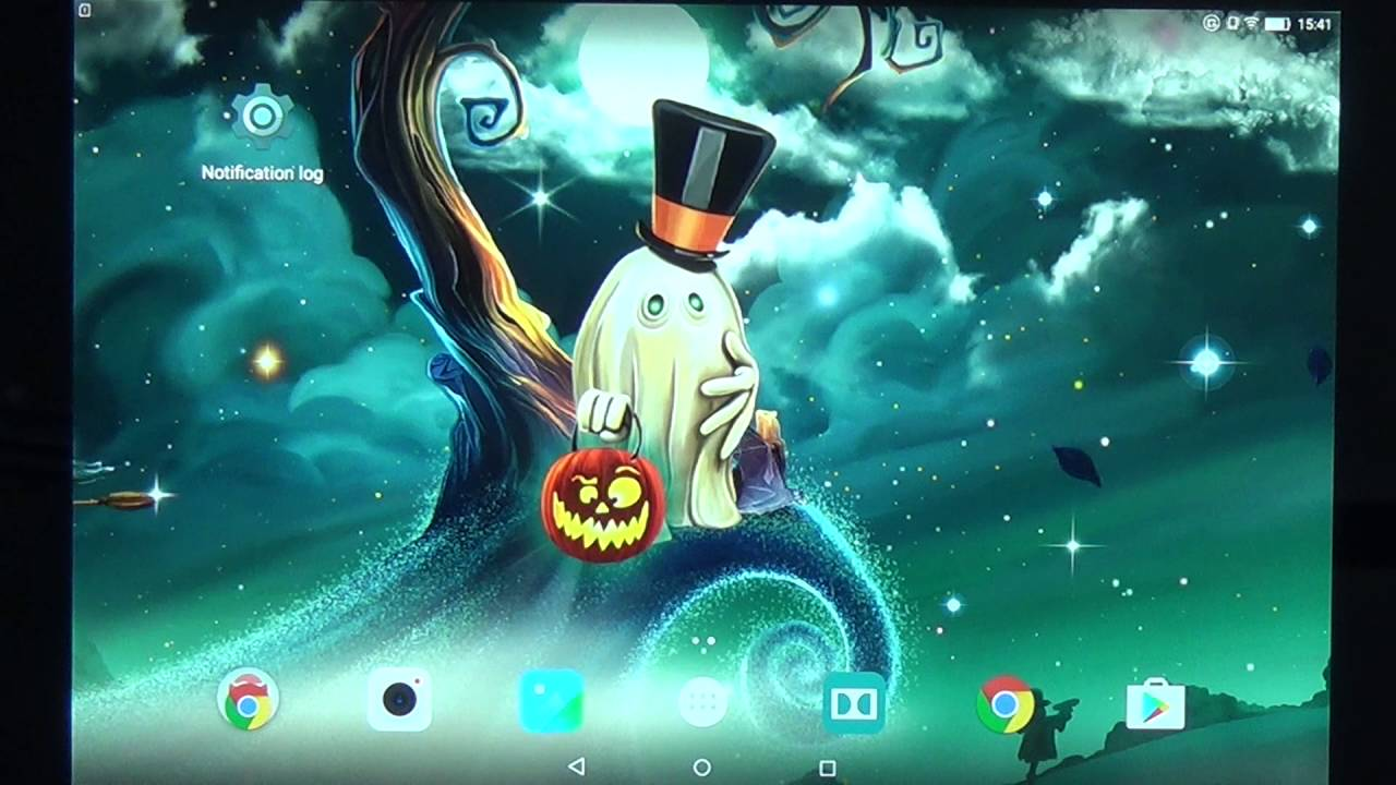 HD Halloween Live Wallpaper For Android Phones And Tablets