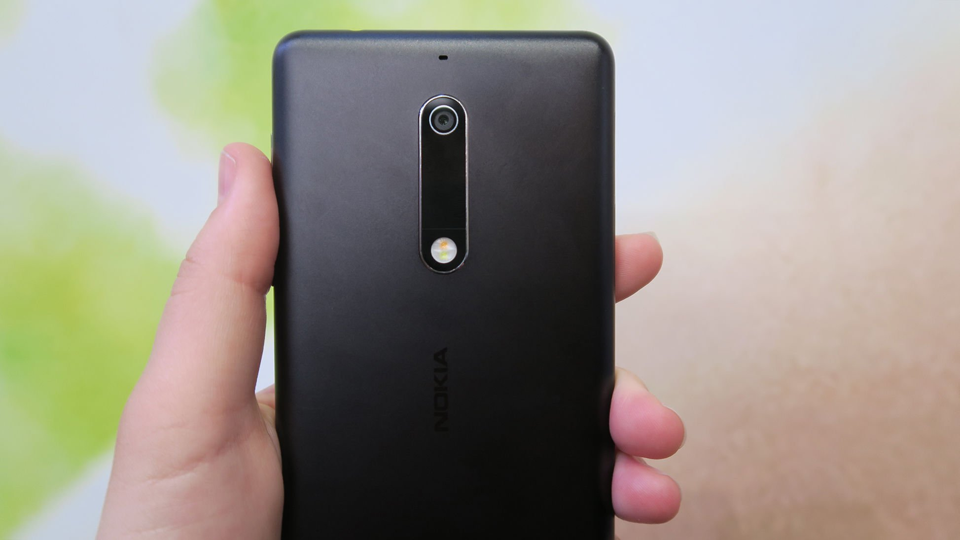 nokia 5 review. when it comes to cameras, the nokia 5 has a 13mp camera on rear with dual tone flash, while front-facing offers 8mp for selfies. review