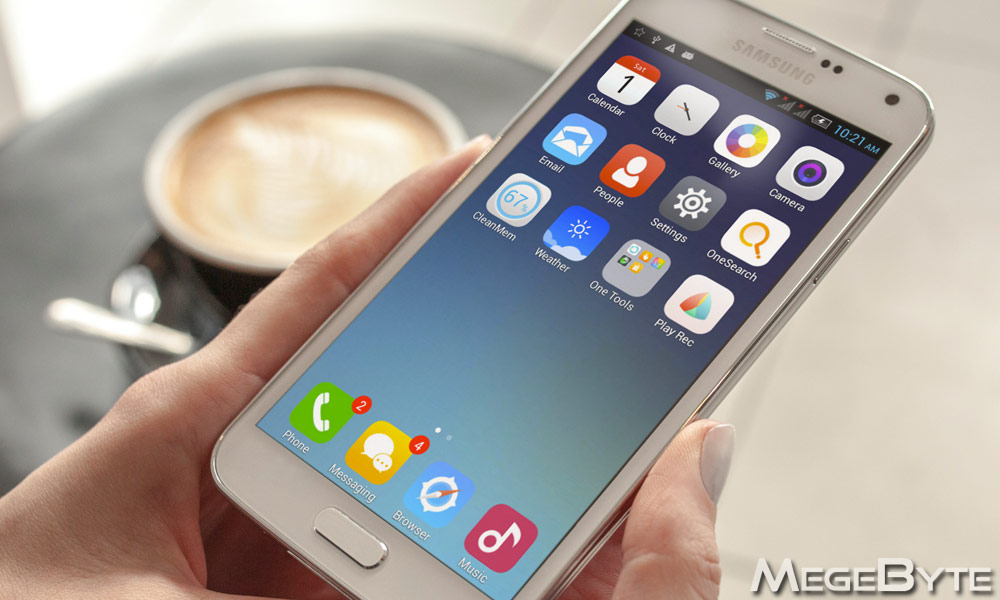 How to Make Android Phone Look Like an iPhone