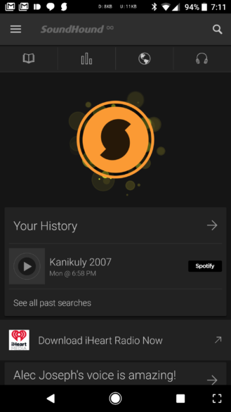SoundHound updates its music ID and discovery app with a