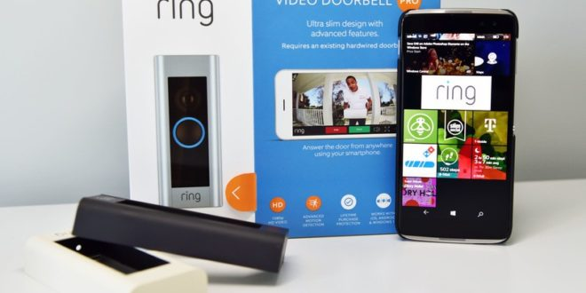 How Many Phones For Ring Doorbell