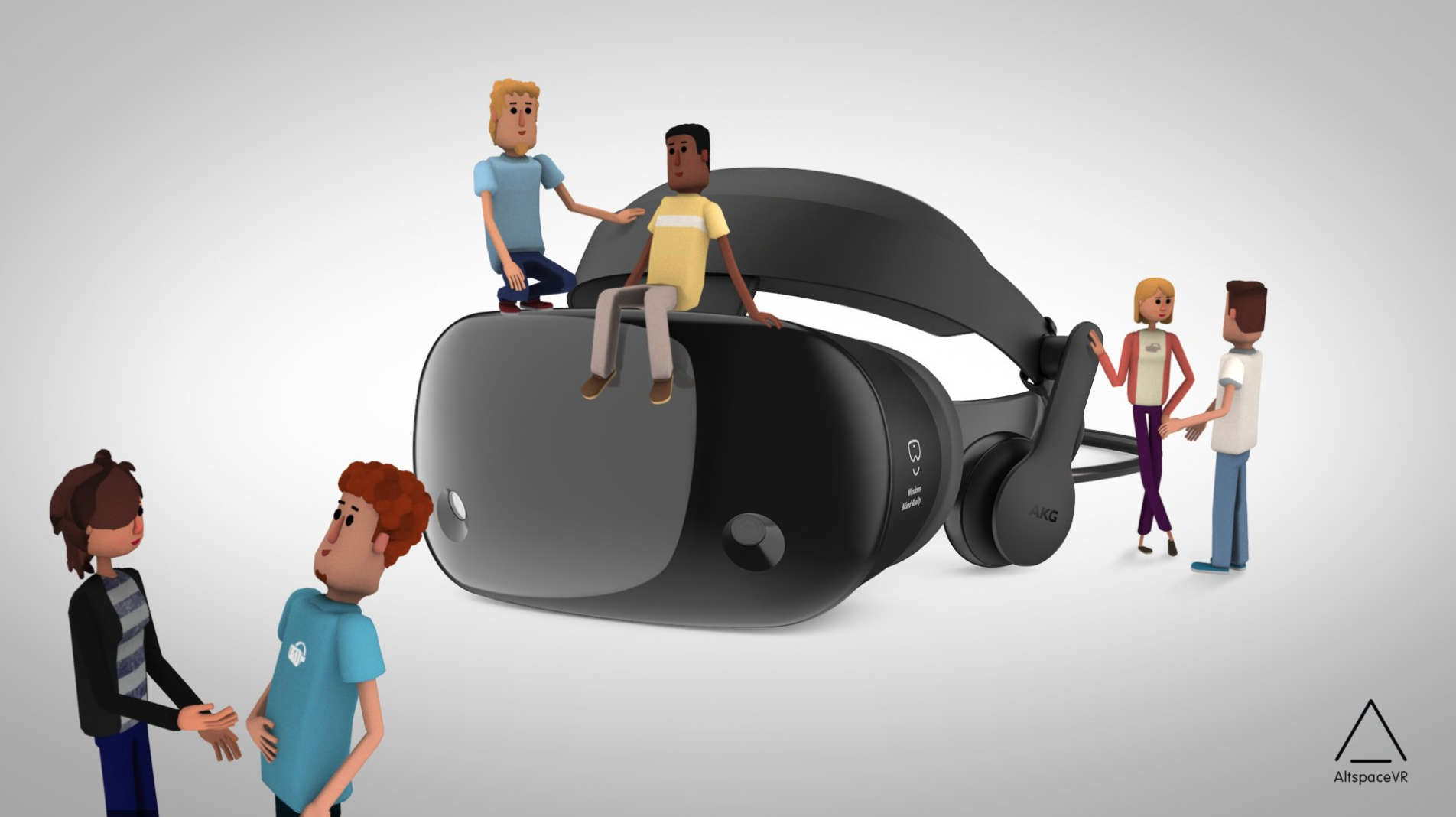 Virtual reality hangout AltspaceVR will close in August