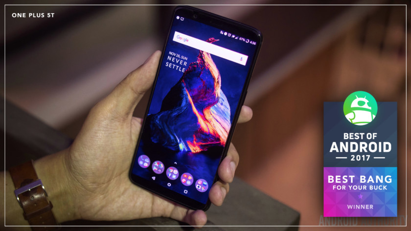 Best of Android 2017 – the phone of the year is...