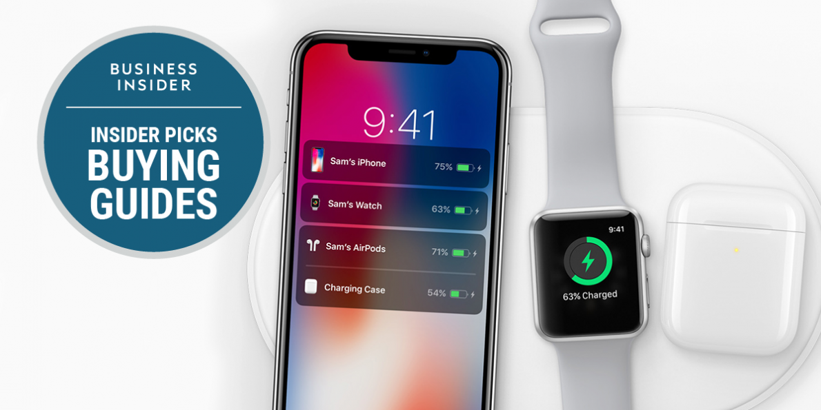 on sale 9c455 b6545 The best wireless chargers for your iPhone 8, iPhone X, or Android
