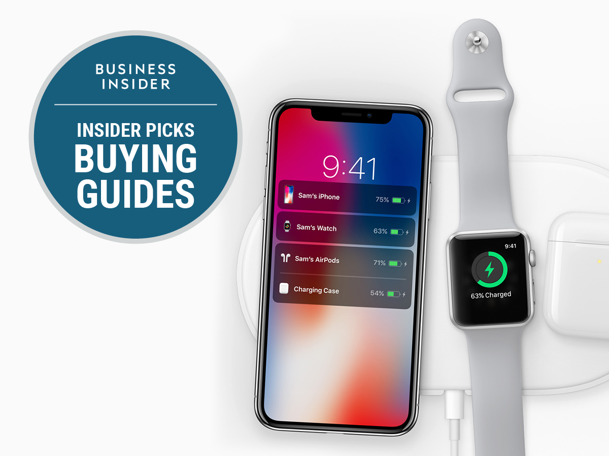 62d74b320e65cc The best wireless chargers for your iPhone 8, iPhone X, or Android