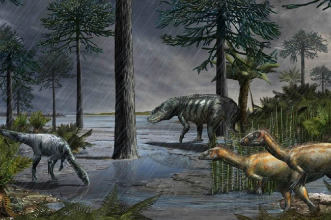 Mass Extinction Led To An Explosion Of Dinosaurs Making