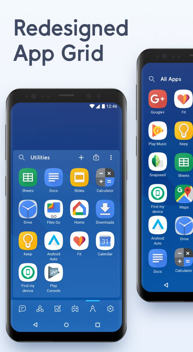 Top 10 Best Android Apps — Launchers — May 2018