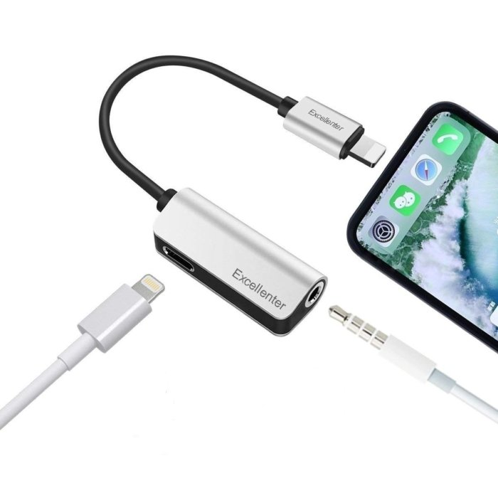 Headphone Adapters For The IPhone